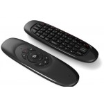 2.4GHz Wireless Fly Air Mouse Keyboard Remote For Android PC Smart TV Box C120