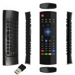 EzStream 2.4GHz Fly Wireless Air remote Qwerty Keyboard for android TV boxes