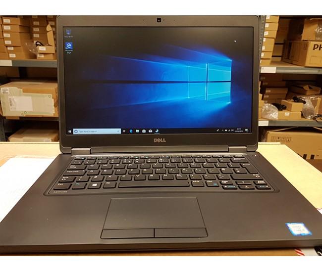 """Dell Latitude 5480 i5-6200U 16Gb 256Gb NVMe SSD WWAN 14.0"""" HD 1366x768 Win10Pro"""