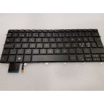 Dell Replacement Keyboard XPS 9370 w Backlight 0PYF4M Nordic