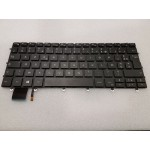 Dell Replacement Keyboard XPS 9370 w Backlight 0K2NCP French