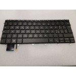 Dell Replacement Keyboard XPS 9370 w Backlight 0D1TFD Italian