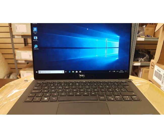 "Dell XPS 9370 Intel Core i5 8350U 512b PCIe 13.3"" FHD Touch 16Gb Ram WIN10 Pro"